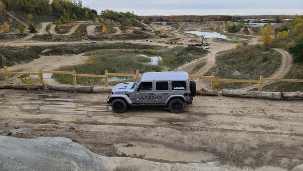 Detroit 4Fest - Off-Roading Event in Michigan