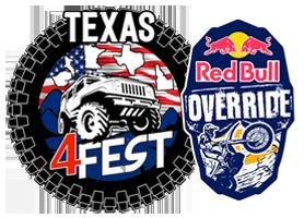 texas 4fest / redbuill override